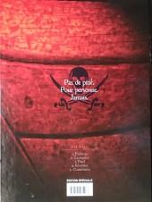 Verso de Barracuda (Jérémy) -1ES2- Esclaves