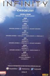 Verso de Infinity -0- Preview