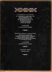 Verso de Mac Coy -5a81- Wanted Mac Coy