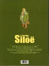 Verso de L'histoire de Siloë -2- Temps mort