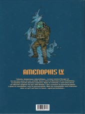 Verso de Amenophis IV -3- Europe