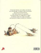 Verso de Les pataclous -2- L'école des Pataclous
