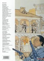 Verso de Blueberry (La Jeunesse de) -8a2002- Trois hommes pour Atlanta