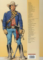 Verso de Blueberry (La Jeunesse de) -13a14- Il faut tuer Lincoln