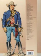 Verso de Blueberry (La Jeunesse de) -20a15- Gettysburg