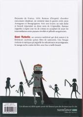 Verso de Gent Rebelle - Tome 1