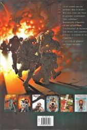 Verso de Cross Fire -1b12- Opération Judas