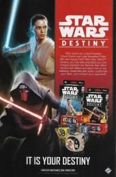 Verso de Star Wars Vol.2 (Marvel comics - 2015) -29- Book VI, Part IV: Yoda's Secret War