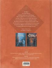 Verso de L'apache & la cocotte -2- Cléo