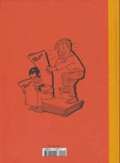 Verso de Bibi Fricotin (Hachette - la collection) -1- Bibi Fricotin et les soucoupes volantes