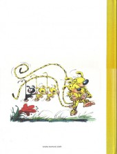 Verso de Spirou et Fantasio -12pub2- Le nid des marsupilamis
