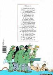 Verso de Les femmes en Blanc -4b2003- Les jeunes filles opèrent