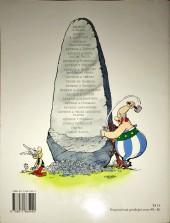 Verso de Astérix (en langues étrangères) -13- Asterix a kotlik