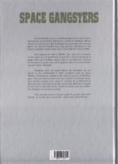 Verso de Space Gangsters -2- Plaisir aquatique 2.2