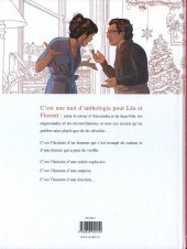 Verso de L'Érection -2- Livre 2