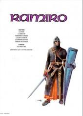 Verso de Ramiro -1a1982- Le bâtard