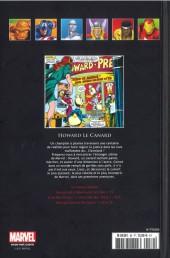 Verso de Marvel Comics - La collection (Hachette) -80XXVII- Howard le Canard