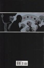 Verso de Hellboy in Hell (2012) -6- The Death Card