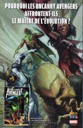Verso de All-New Avengers -10- La Quête de Nova