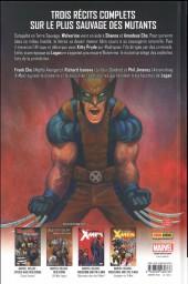 Verso de Savage Wolverine - Sauvage