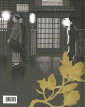 Verso de Geisha, ou le jeu du shamisen -1- Première partie