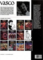 Verso de Vasco -7a1991- Le diable et le cathare