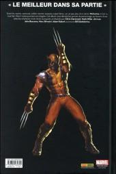 Verso de Wolverine : Je suis Wolverine