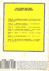 Verso de B.D. Super -7- B.D. SUPER présente Titi