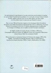 Verso de (DOC) Études et essais divers - Lignes de vie, le visage dessiné