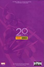 Verso de All-New X-Men -10VC- Le Destin