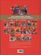 Verso de Les pompiers - Tome BO4