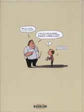Verso de Gérard, cinq années dans les pattes de Depardieu