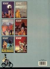 Verso de Jérôme K. Jérôme Bloche -5a1989- Le jeu de trois