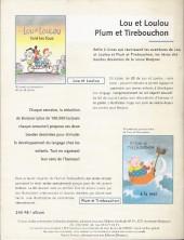 Verso de (AUT) Walthéry -25- L'A.B.C. de la B.D.