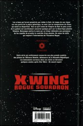 Verso de Star Wars - X-Wing Rogue Squadron (Delcourt) -INT02- Intégrale II