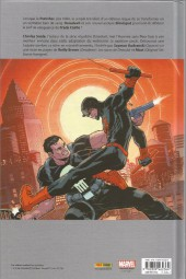 Verso de Daredevil/Punisher - Le Septième Cercle