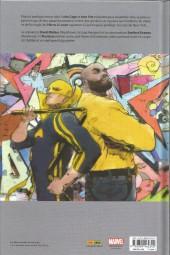 Verso de Power Man & Iron Fist -1- Les Héros sont dans la place