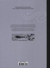Verso de Les grands Classiques de la Bande Dessinée érotique - La Collection -2435- Histoires inavouables