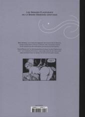 Verso de Les grands Classiques de la Bande Dessinée érotique - La Collection -2518- Mona Street Tome 2
