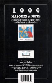Verso de (AUT) Walthéry -30- Traditions & Folklore en Wallonie