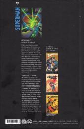 Verso de Superman - Le règne de Savage