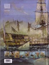 Verso de Les grandes batailles navales -1- Trafalgar