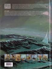 Verso de Les grandes batailles navales -2- Jutland