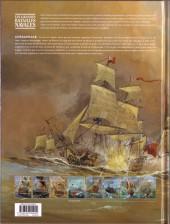 Verso de Les grandes batailles navales -3- Chesapeake