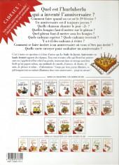 Verso de Le guide -14a00- Le guide du joyeux anniversaire