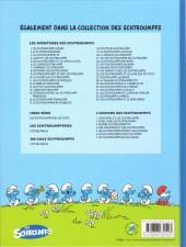 Verso de Les schtroumpfs -30a17- Les schtroumpfs de l'ordre
