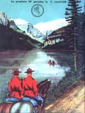 Verso de Jim Canada -80- Terre des loups