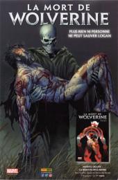 Verso de All-New X-Men -HS02- Deadpool V Gambit