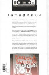 Verso de Phonogram -1- Ex Brittania