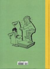 Verso de Bibi Fricotin (Hachette - la collection) -2- Bibi Fricotin en plein mystère